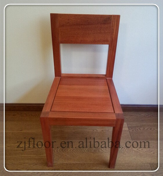 classical comfortable solid wood back-rest chair