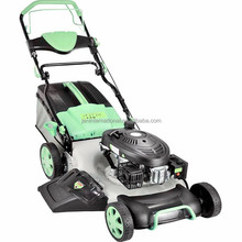 22 inch lawn mower aluminum deck manual grass profession lawn mower