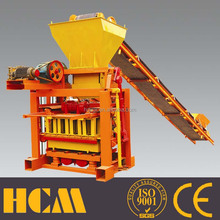 QTJ4-35 fly ash brick making machine in kolkata made in China for sale