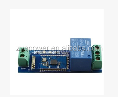 Bluetooth relay mobile phone Bluetooth remote control switch 5v Bluetooth module relay module