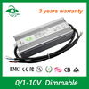 CCC CE RoHS waterproof 180w 15a 12v single output constant voltage dimmable LED driver 0-10v