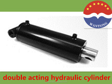 hydraulic cylinder for dump truck trailer tractor