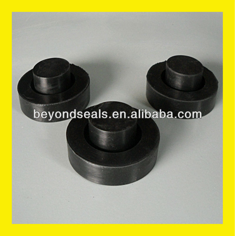 custom nonstandard rubber pipe plug