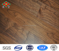 American Black Walnut veneer engineered Wood Flooring lumber