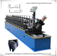 Automatic Drywall Channel Bending Machine Manufacturer in China