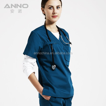 Medical Uniforms Scrubs Set