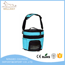 Pet Carrier Dog Cat Soft Sided Airline Approved Small Puppy Travel Bag For Sale