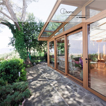 Echome construction Australianstandard aluminium alloy sunroom