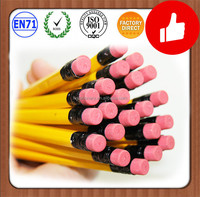 7 Inch HB standard colorbody Promotional Pencil with logo