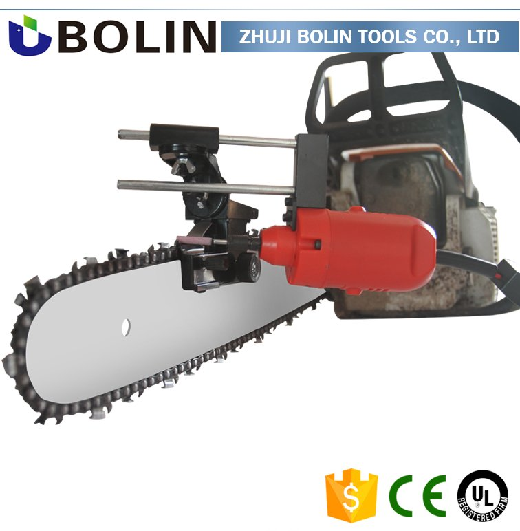 12V Bar Mounted chain saw sharpner in good quality