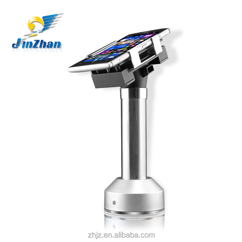 Anti Lost mobile display holder metal mobile phone dispaly holder smart stand for cell phone