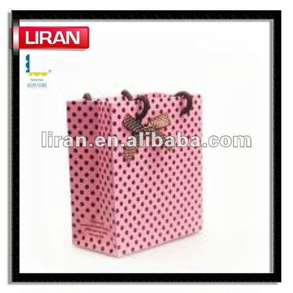 Fantasy gift paper bag for gift package - HOT SALE !!!