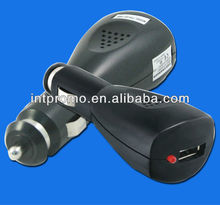 Single usb promotional mobile phone car charger