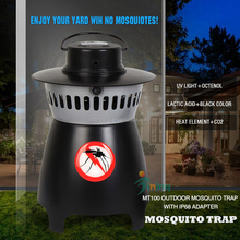 outdoor mosquito terminator with Natural Attractant, mosquito trap mosquito killer mosquito lamp insect killer