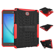 shockproof gift tablet case for Samsung Galaxy Tab 5 8""