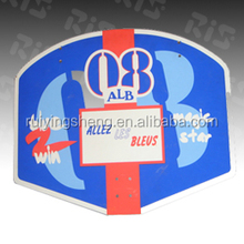 Basketball Playing board & ring
