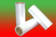PE Material Casting Clear Heat Shrink Plastic Film in roll