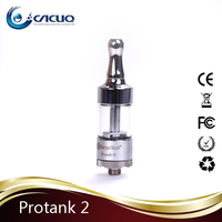 100% Kanger Protank 2,Kanger Mini Protank 2 NEW Glassomizer,The FIRST Pyrex Tube Bottom Coil Kangertech Protank Atomizer 2.5ML