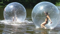 Popular 2/2.5/3m with 1mm PVC Inflatable Water Walking Ball giga ball for Sale