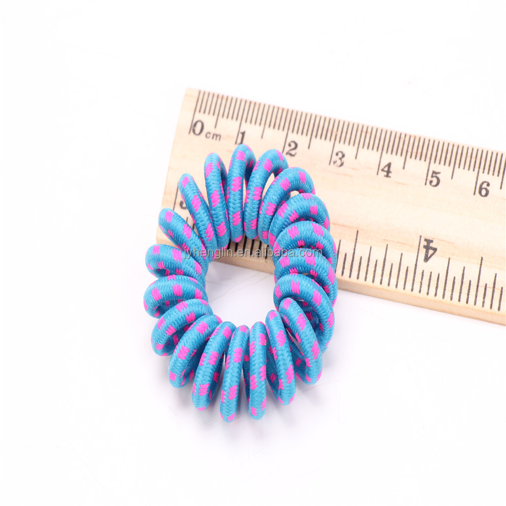 telephone line knitting hair band bracelet / hair accessories