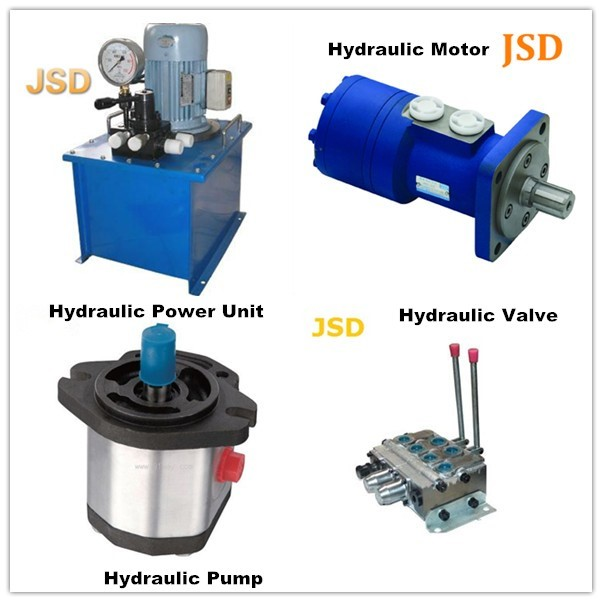 Different Types Hydraulic Cylinder