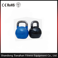 Colorful Gym Iron Steel Kettlebell Gym Fitness Equipment for selling