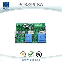 PCBA manufacturer,Electronic PCBA board with relay