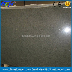 Hot Sale Natural Polished Stone Yan Shan Green Granite Slab