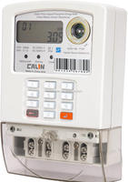Single Phase 2 Wire STS Prepaid Meters Digital Emergency Prepayment Energy Meter