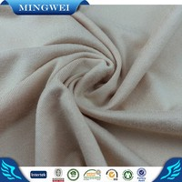 China Supplier Polyester Spandex Stretch Knitted Fabric