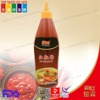 Haccp good price high quality 510ml Habanero Hot Sauce for chicken with custom design