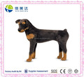 Custom EN71 Plush Rottweiler Dog Toy