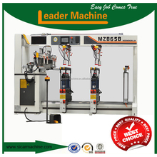 MZB65B Multi-spindle Drilling / Boring Machine for crafts