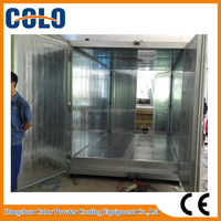 Gas Powered Furnace Curing Oven With