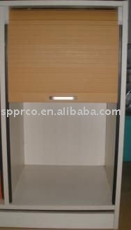 Vertical Tambour Door Cabinets Buy Vertical Tambour Door