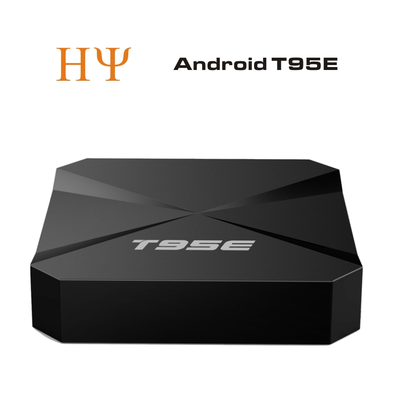 Chip RK3229 android tv box T95E tv Box with 1GB+8GB android 5.1 OS