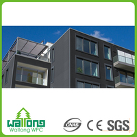Appearance diverse good fire resistance water proof wall panels