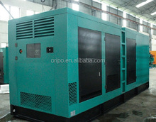 500kva generator price of 3 phase generator avr with KTA19-G3 engine