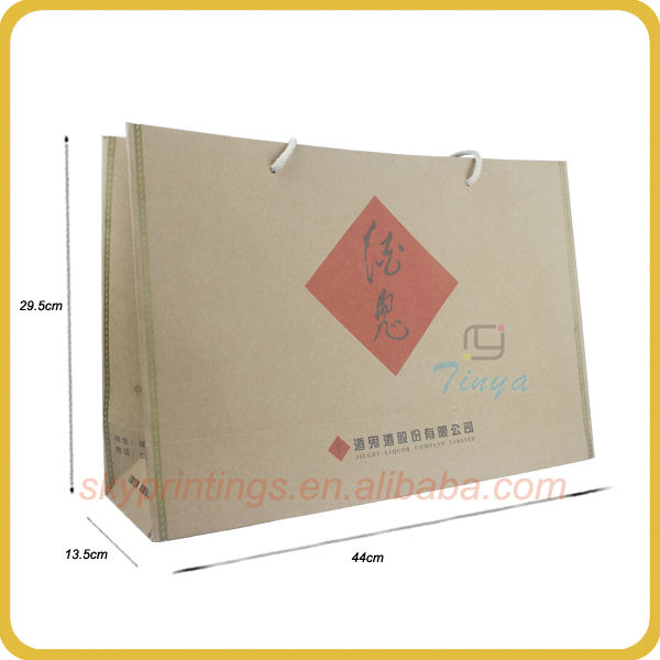 High quality thick cheap sack kraft paper for cement bags wholesale