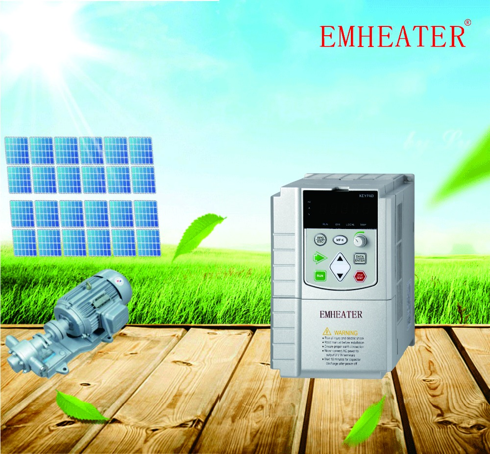 PV Solar Pump Frequency Inverter for water supply water pump
