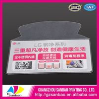 Sign display Customized Merchandise Shelf for Slatwall for adverting