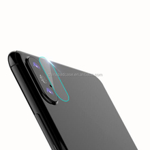 Oleophobic CoatCamera Lens tempered glass for iPhone X /Anti Shatter Lens Screen Protector for iPhone X