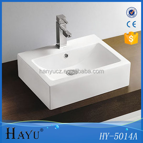 HY-5014A Rectangular Sanitary Ware Manufacturers India