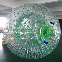 zorbing ball equipment.land zorb ball.soccer zorb