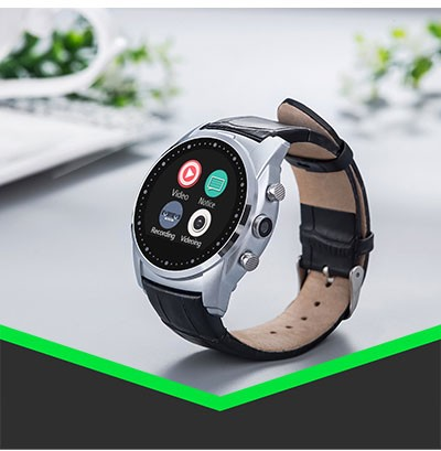Good news!!! heart rate monitor wrist pedometer watch A8 Multifunctional watch