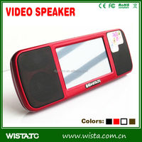 hot sale digital mp4 player with three groups of time alarm
