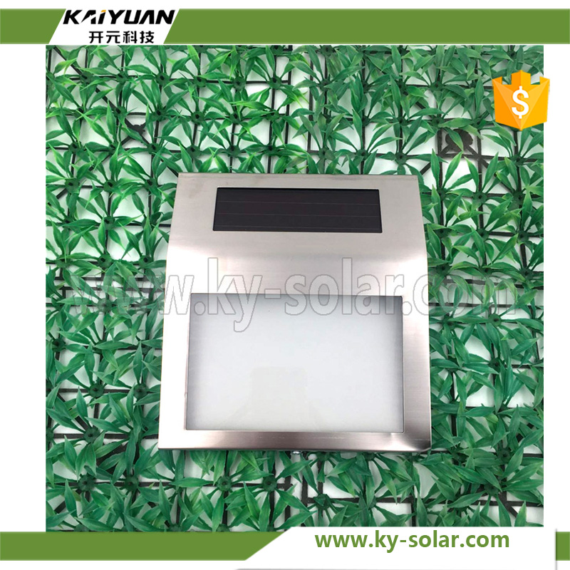 2017New Solar Security Sign Ligh solar house number light For Yard