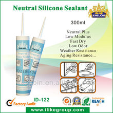 Silikon-Dichtstoff/ roofing acetic silicone sealant 280ml/300ml