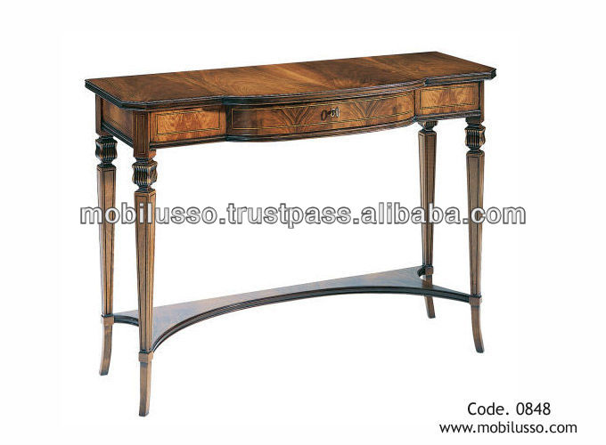 19th-century English style Console Table