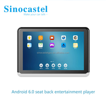 Android 6.0 Car DVD Audio Video Player 10.1 Inch Universal Car Headrest Monitor